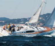 Segelyacht Cyclades 50.5 Yachtcharter in Marina di Sant Elmo