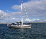 Yacht Dehler 39 - Sailboat Charter Monnickendam