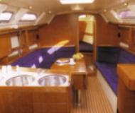 Dehler 39 Segelyacht Charter Monnickendam
