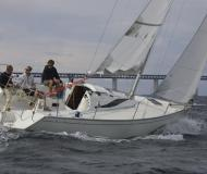 Sailing boat Delphia 28 Sport available for charter in Marina Bjoerlanda Kile