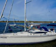 Sailing yacht Delphia 40 available for charter in Rostock