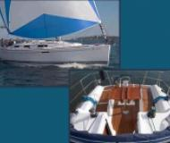 Segelyacht Dufour 325 Grand Large chartern in Hafen von Palmarina