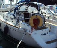 Yacht Dufour 325 Grand Large for rent in Marina Veruda