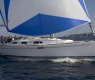 Sailing yacht Dufour 325 for rent in Port Pin Rolland