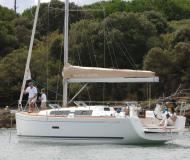 Segelboot Dufour 325 Grand Large chartern in Marina Frapa