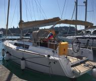 Sailing boat Dufour 350 Grand Large available for charter in Portoroz