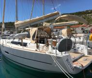 Segelboot Dufour 350 Grand Large Yachtcharter in Marina Kremik