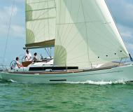 Yacht Dufour 380 Grand Large available for charter in Saint Mandrier sur Mer