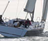 Yacht Dufour 382 Grand Large for hire in Port Annapolis Marina
