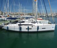 Yacht Dufour 382 Grand Large Yachtcharter in Palma