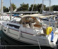 Segelyacht Dufour 382 Grand Large Yachtcharter in Athen