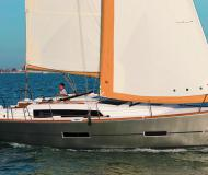 Sail boat Dufour 382 Grand Large for charter in Port Vauban