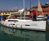 Segelboot Dufour 382 Grand Large Yachtcharter in Caorle