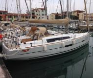 Segelboot Dufour 382 Grand Large chartern in Venedig