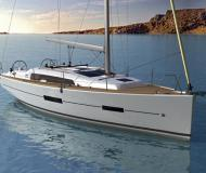 Sailing boat Dufour 382 Grand Large for charter in Biograd na Moru