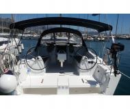 Sail boat Dufour 382 Grand Large for charter in Pomer