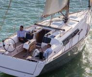 Sailing yacht Dufour 382 Grand Large available for charter in Portoferraio