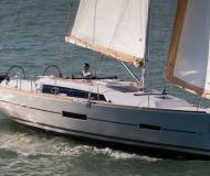 Segelyacht Dufour 382 Grand Large Yachtcharter in Edil Nautica Marina