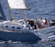 Yacht Dufour 385 Grand Large Yachtcharter in Kastela
