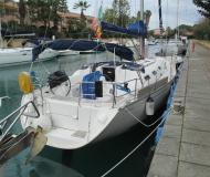 Sailing boat Dufour 385 Grand Large available for charter in Marina di Portorosa