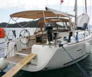 Segelboot Dufour 405 chartern in Göcek Marina