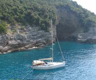 Sailing boat Dufour 405 Grand Large for hire in Tivat
