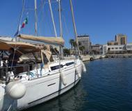 Yacht Dufour 405 Grand Large chartern in Alghero