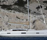 Sail boat Dufour 410 for rent in Grand Harbour Marina