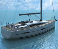 Sailing boat Dufour 412 for rent in Port Louis Marina
