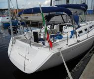 Segelboot Dufour 425 Grand Large chartern in Marina di Salivoli