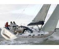Sail boat Dufour 425 Grand Large for charter in Maya Cove