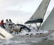 Sailing yacht Dufour 425 Grand Large for hire in Maya Cove