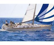 Yacht Dufour 44 available for charter in Taalintehdas