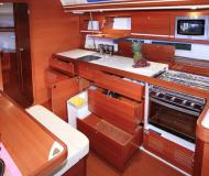 Yacht Dufour 445 Grand Large for rent in Milazzo