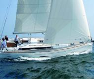 Sailing yacht Dufour 450 Grand Large for charter in Ajaccio
