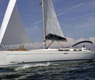 Sail boat Dufour 455 available for charter in Kastela