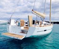 Yacht Dufour 460 Grand Large available for charter in Horta