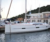 Yacht Dufour 460 Grand Large Yachtcharter in Marina di Portisco