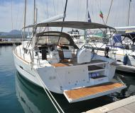 Yacht Dufour 460 Grand Large Yachtcharter in Portisco