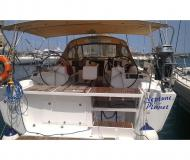 Sailing boat Dufour 460 Grand Large available for charter in Trapani