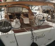 Yacht Dufour 460 Grand Large Yachtcharter in Marina di Portorosa