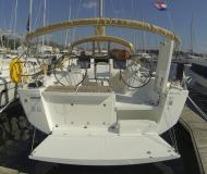 Yacht Dufour 460 Grand Large available for charter in Milazzo