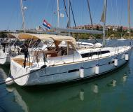 Sailing boat Dufour 460 Grand Large for rent in Pula