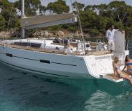 Segelboot Dufour 460 Grand Large Yachtcharter in Marigot
