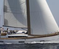 Sailing boat Dufour 460 Grand Large available for charter in Marina Darsena Acton