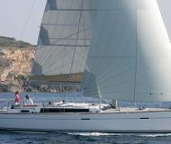 Yacht Dufour 485 Grand large chartern in Marina Atlantico