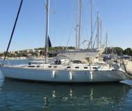 Sailing yacht Dufour 50 for rent in ACI marina Pula