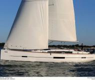 Yacht Dufour 500 Grand Large for hire in Marina Frapa