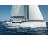 Sailing yacht Dufour 560 Grand Large available for charter in Porto di Palmi
