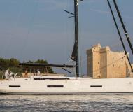 Sailing boat Dufour 56 Exclusive for rent in Milazzo